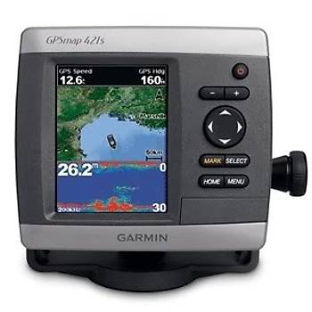 Garmin 421S Fish Finder - Balýk Bulucu