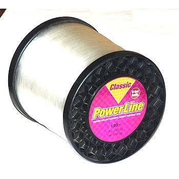 POWER LINE CLASSIC BOBIN MISINA 0.70 mm, BEYAZ NET 1.120 KG
