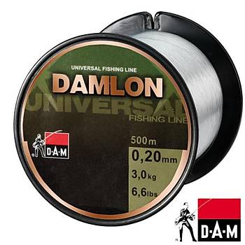 DAMYL DAMLON 3010-400mt BEYAZ 0,35mm OLTA MÝSÝNASI