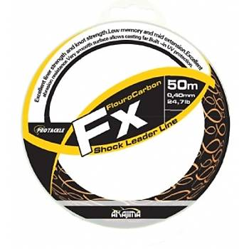 PROTACKLE FLOUROCARBON S.LEADER MÝSÝNA 0.81 MM
