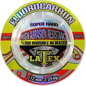 LATEX FLUOROCARBON 0,14 MM 100 METRE MÝSÝNA
