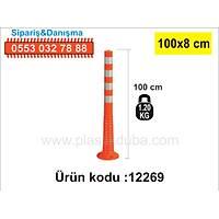 Esnek Delinatör 100 cm Kod 12269