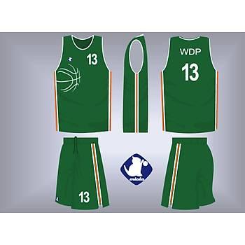 Basketbol Forma Þort / MFB-7