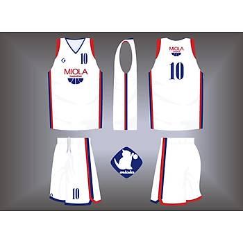 Basketbol Forma Þort / MFV-8