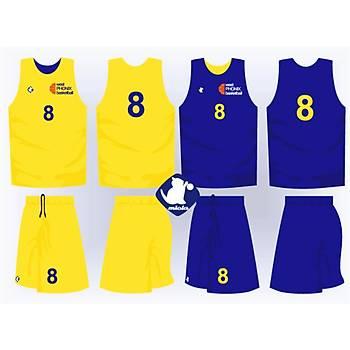 Basketbol Çift Taraflý Forma Þort / ÇT-4
