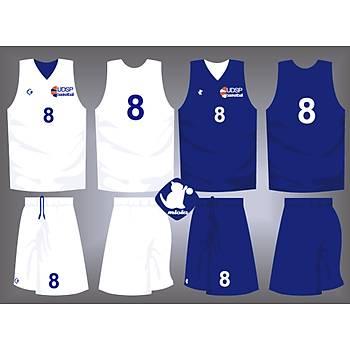 Basketbol Çift Taraflý Forma Þort / ÇT-25