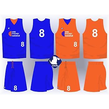Basketbol Çift Taraflý Forma Þort / ÇT-28