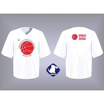 Basketbol Warm-Up / WUV-8