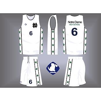 Basketbol Forma Þort / MFB-1