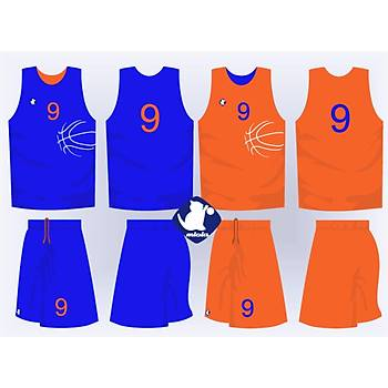 Basketbol Çift Taraflý Forma Þort / ÇT-12