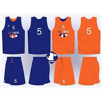 Basketbol Çift Taraflý Forma Þort / ÇT-13
