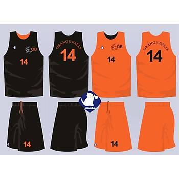 Basketbol Çift Taraflý Forma Þort / ÇT-21