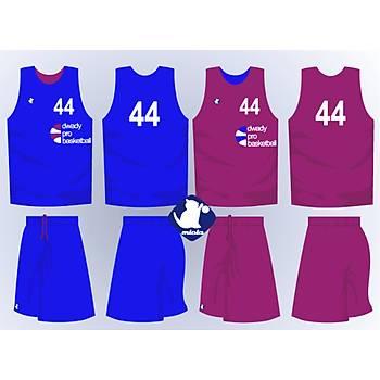 Basketbol Çift Taraflý Forma Þort / ÇT-20
