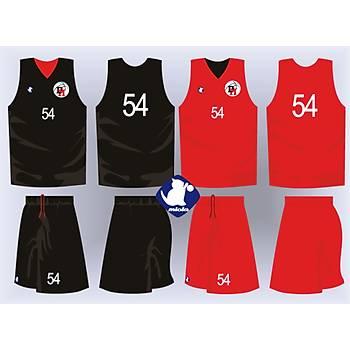 Basketbol Çift Taraflý Forma Þort / ÇT-38