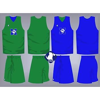 Basketbol Çift Taraflý Forma Þort / ÇT-41
