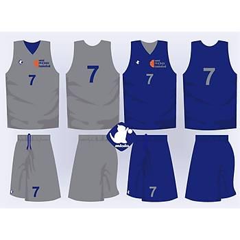 Basketbol Çift Taraflý Forma Þort / ÇT-47