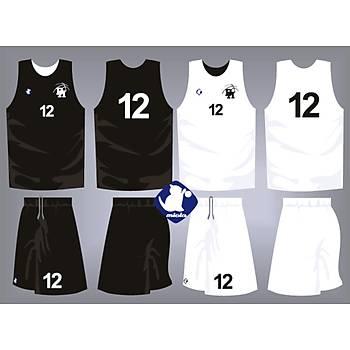 Basketbol Çift Taraflý Forma Þort / ÇT-6