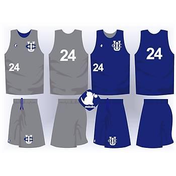 Basketbol Çift Taraflý Forma Þort / ÇT-7