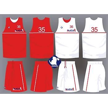 Basketbol Çift Taraflý Forma Þort / ÇT-67