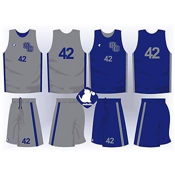 Basketbol Çift Taraflý Forma Þort / ÇT-71