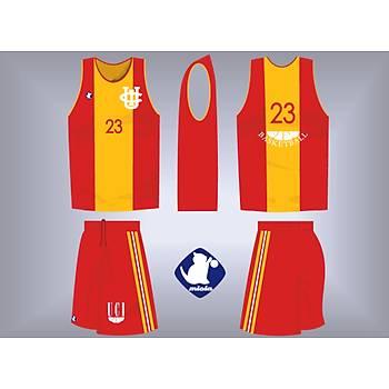 Dijital Basketbol Forma Þort / MFB-12