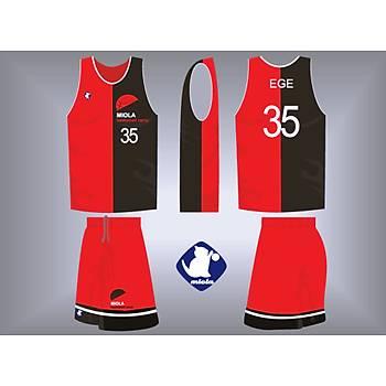 Dijital Basketbol Forma Þort / MFB-14