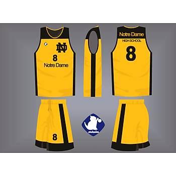 Basketbol Forma Þort / MFB-17