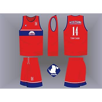 Basketbol Forma Þort / MFB-20