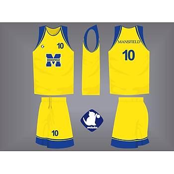 Basketbol Forma Þort / MFB-26