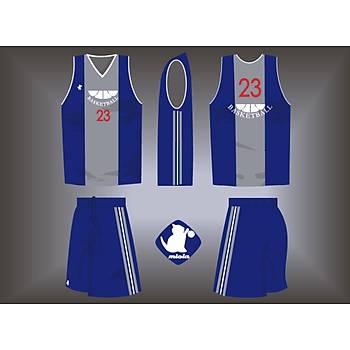 Dijital Basketbol Forma Þort / MFV-12