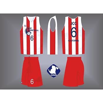 Dijital Basketbol Forma Þort / MFV-15
