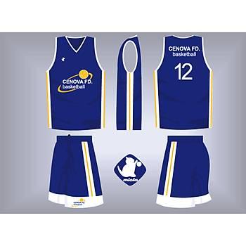 Basketbol Forma Þort / MFV-21