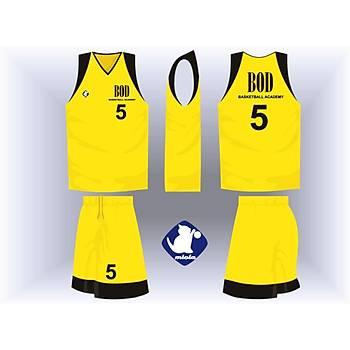 Basketbol Forma Þort / MFV-25
