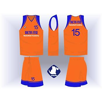 Basketbol Forma Þort / MFV-26