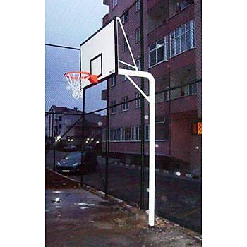 105x180cm Fiber Panya ve Sabit Çemberli