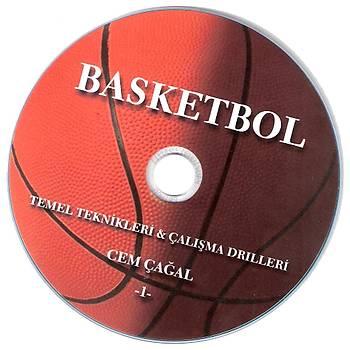 Basketbol Eðitim Görüntüleri VCD Seti