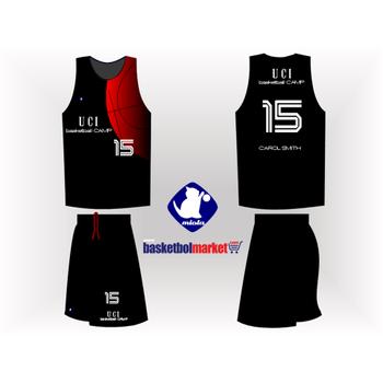 Dijital Basketbol Forma Þort / MFB-34