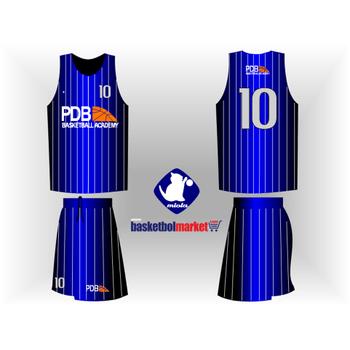 Dijital Basketbol Forma Þort / MFB-35
