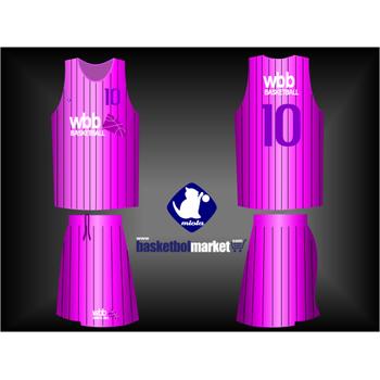 Dijital Basketbol Forma Þort / MFB-40