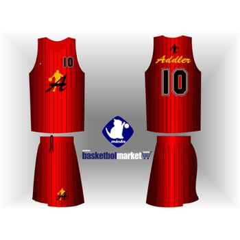 Dijital Basketbol Forma Þort / MFB-42