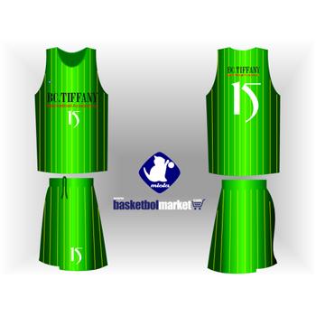 Dijital Basketbol Forma Þort / MFB-43