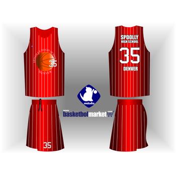 Basketbol Forma Þort / MFB-48