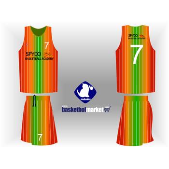 Dijital Basketbol Forma Þort / MFB-50