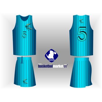 Dijital Basketbol Forma Þort / MFB-51