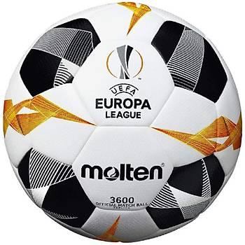 Molten F5U3600-G18 5 Numara UEFA Avrupa Ligi Tasarýmý Futbol Topu