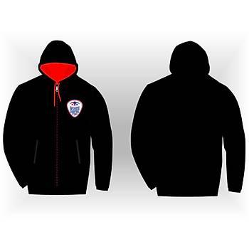 Fermuarlý S-Shirt / FSS-15