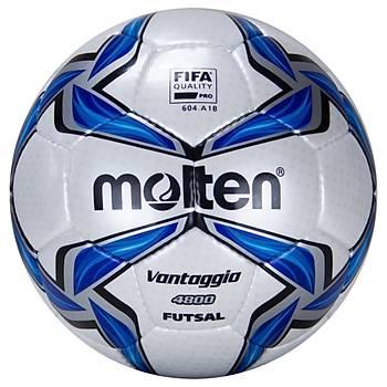 Molten F9V4800 FIFA Onaylý Dikiþli Salon Futbolu Futsal Topu