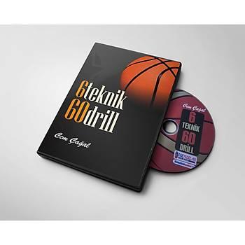 6 Teknik 60 Drill Eðitim DVD'si