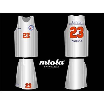 Dijital Basketbol Forma Þort / MFB-60