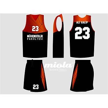 Dijital Basketbol Forma Þort / MFV-39